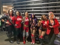 Team Raw - wwe-divas photo
