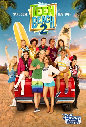 Teen strand 2 (2015)