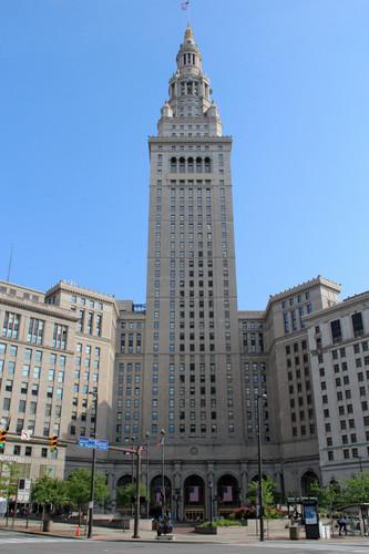 rosa blanca de york fondo de pantalla called Terminal Tower