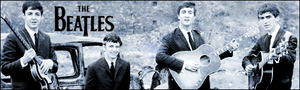 The Beatles Header/Banner