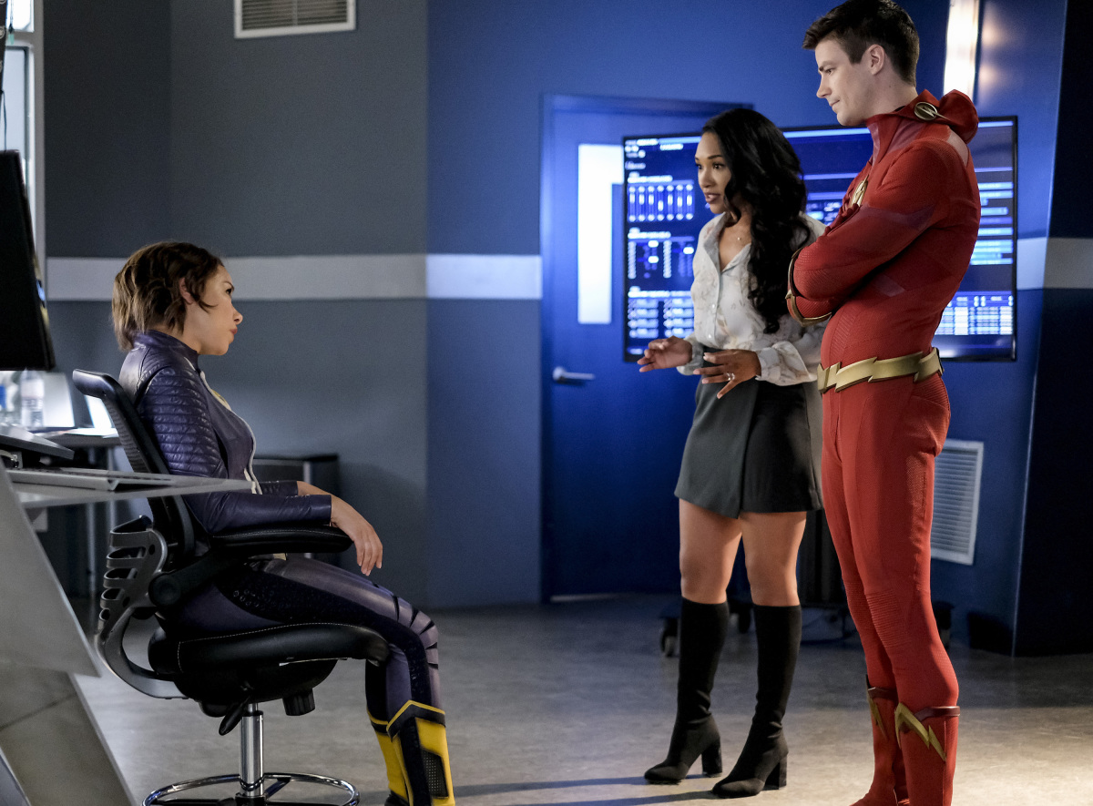 "The Flash 5.05 ""All Doll'd Up"" Promotional 画像 ⚡️"