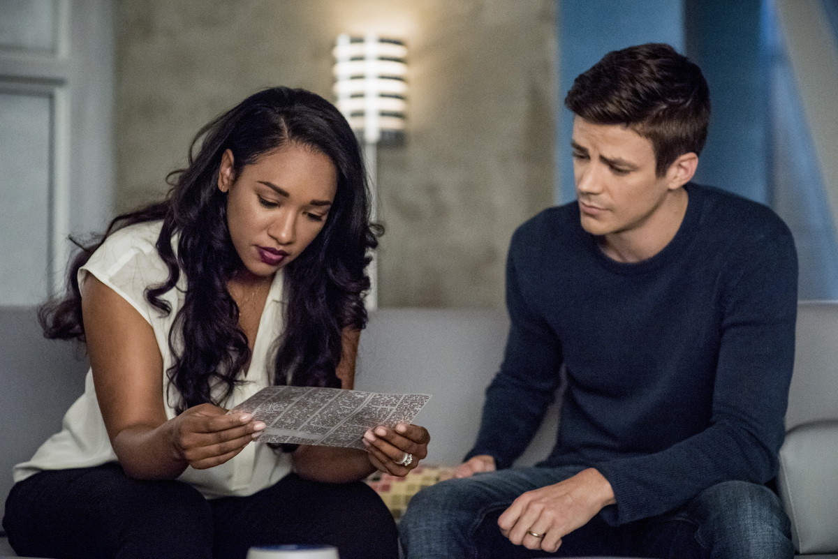 """The Flash 5.05 """"All Doll'd Up"""" Promotional Images ⚡️"""