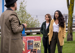 "The Flash 5.06 ""The Icicle Cometh"" Promotional Images⚡️"