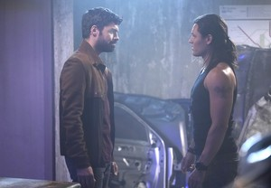 """The GIfted """"no Mercy"""" (2x07) promotional picture"""