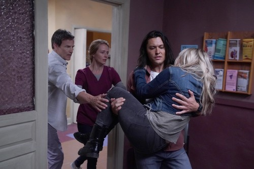 "The Gifted (TV Series) achtergrond called The Gifted ""afterMath"" (2x05) promotional picture"