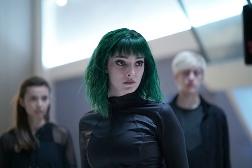 "The Gifted (TV Series) 壁纸 called The Gifted ""iMprint"" (2x06) promotional picture"