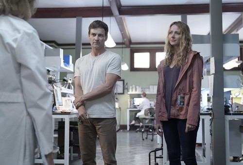 """The Gifted (TV Series) achtergrond called The Gifted """"the dreaM"""" (2x08) promotional picture"""