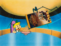 The Jetsons Cereal Commercial Cel - the-jetsons photo