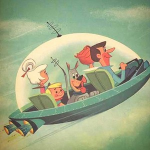 The Jetsons Out For A Ride