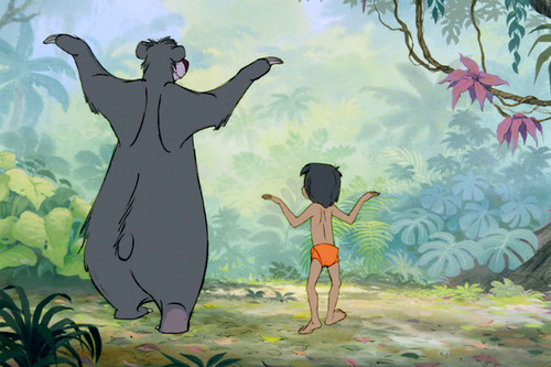 The Jungle Book fondo de pantalla entitled The Jungle Book