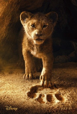 The Lion King 2019 teaser poster