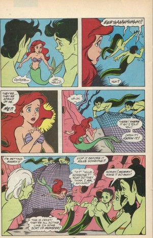The Little Mermaid Serpent-Teen Part 1 Page 15