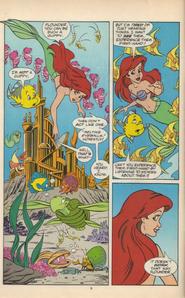 The Little Mermaid Serpent-Teen Part 1 Page 4