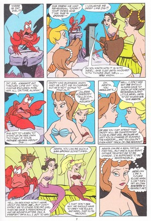The Little Mermaid Serpent-Teen Part 1 Page 6