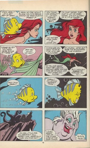 The Little Mermaid Serpent-Teen Part 1 Page 9