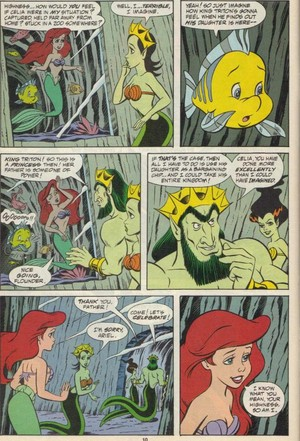 The Little Mermaid Serpent-Teen Part 2 Page 10