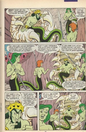 The Little Mermaid Serpent-Teen Part 2 Page 14