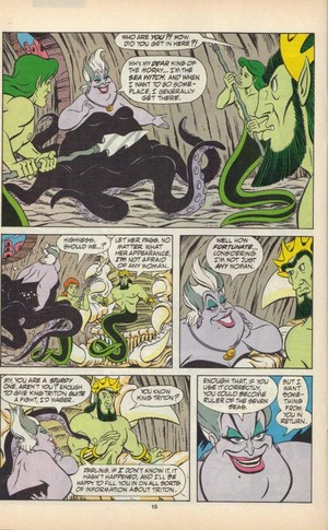 The Little Mermaid Serpent-Teen Part 2 Page 15