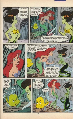 The Little Mermaid Serpent-Teen Part 2 Page 17