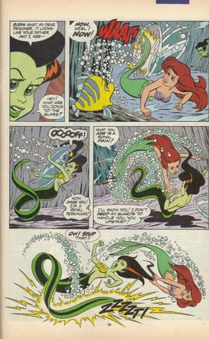 The Little Mermaid Serpent-Teen Part 2 Page 19
