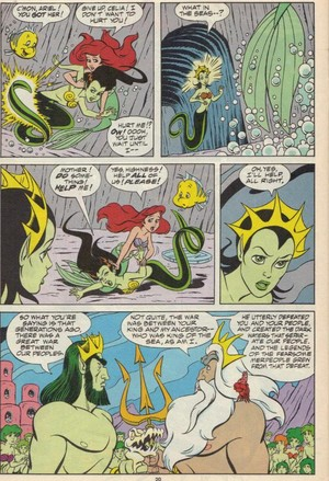 The Little Mermaid Serpent-Teen Part 2 Page 20