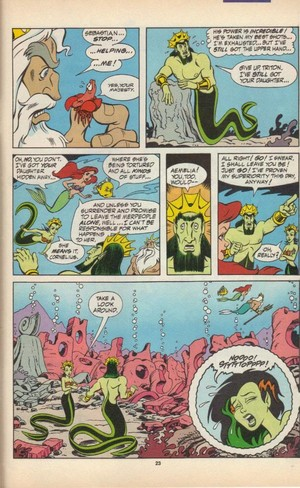The Little Mermaid Serpent-Teen Part 2 Page 23