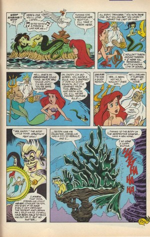 The Little Mermaid Serpent-Teen Part 2 Page 24