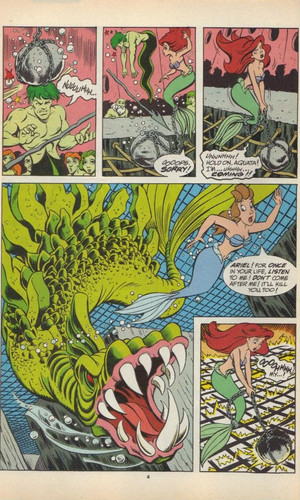 The Little Mermaid Serpent-Teen Part 2 Page 4