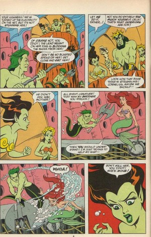 The Little Mermaid Serpent-Teen Part 2 Page 5
