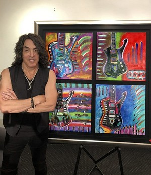 The art of Paul Stanley