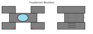 Toydarian Bomber