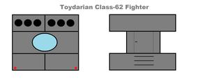 Toydarian Class 62