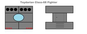 Toydarian Class 68