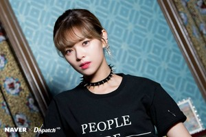 "Twice Jeongyeon ""YES or YES"" MV Shooting by Naver x Dispatch"
