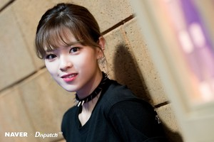"Twice Jeongyeon ""YES یا YES"" MV Shooting سے طرف کی Naver x Dispatch"