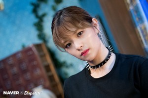 "Twice Jeongyeon ""YES au YES"" MV Shooting kwa Naver x Dispatch"