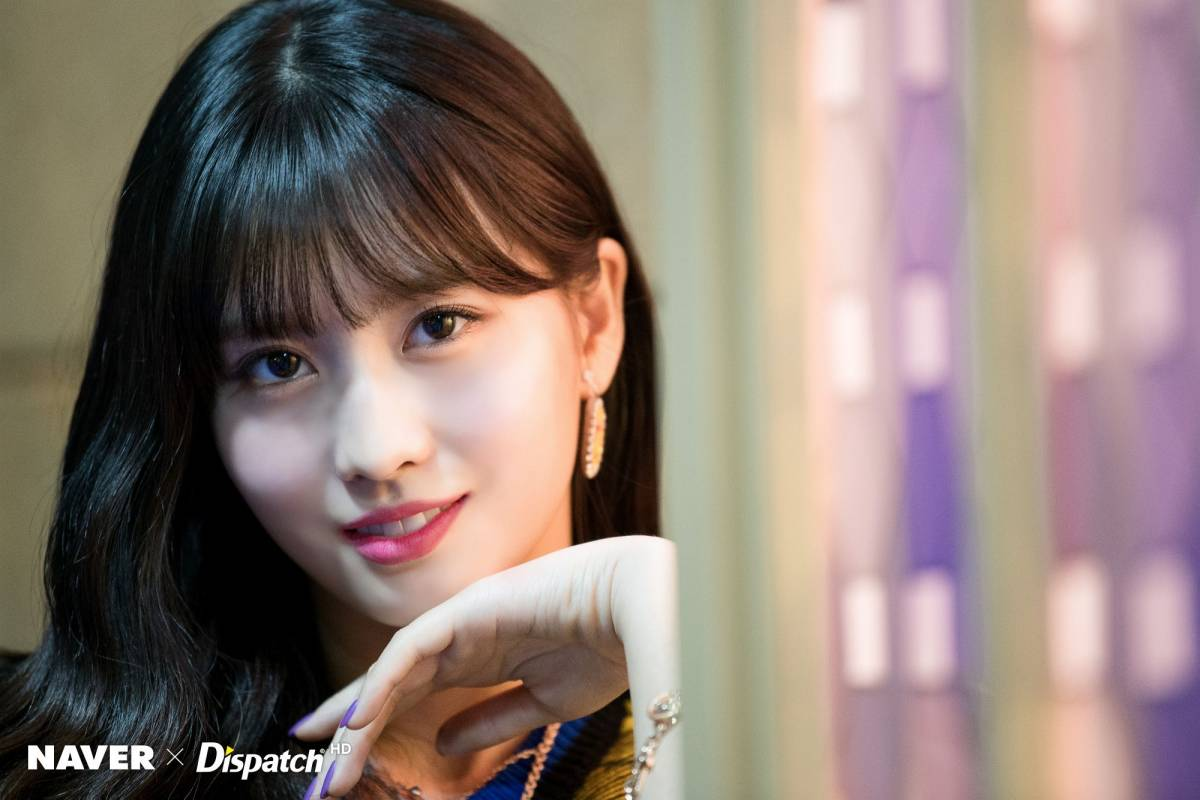 """Twice Momo """"YES or YES"""" MV Shooting by Naver x Dispatch"""