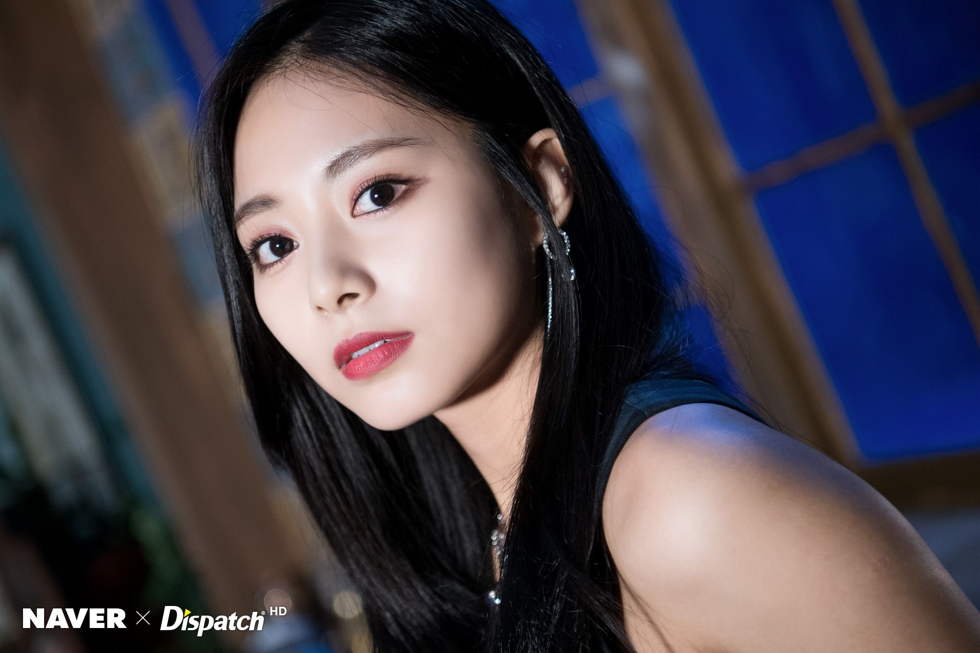 "Twice Tzuyu ""YES o YES"" MV Shooting da Naver x Dispatch"