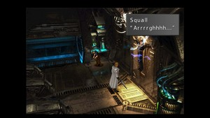U DEATH NOW SQUALL LEONHART IN TORTURE ROOM
