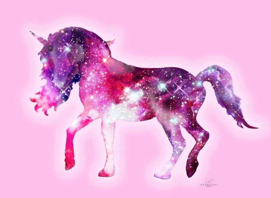 Unicorns galaxy
