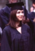Valerie in her graduation gown - brandon-and-valerie icon