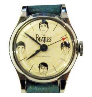 Vintage Beatles watch