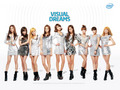 Visual Dreams || Wallpaper - girls-generation-snsd wallpaper