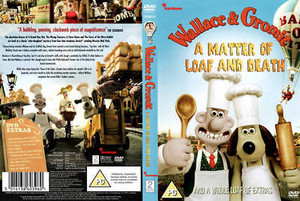 Wallace and Gromit: A Matter Of Loaf and Death On DVD (UK Version)
