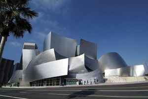 Walt Disney concerto Hall