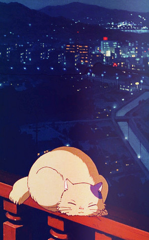 Whisper of the Heart Phone Background