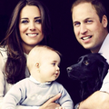 William and Kate and George💖