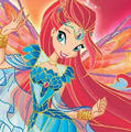 Winx club bloom bloomix