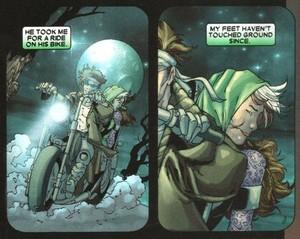 X-Men #3 Flashback