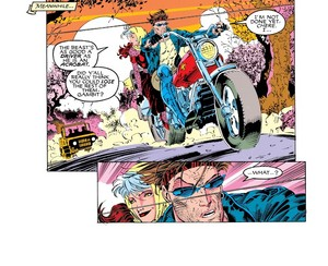 X-Men #3 page 18